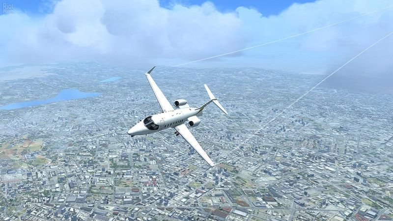Saitek-MS-Flight-Sim-X 2