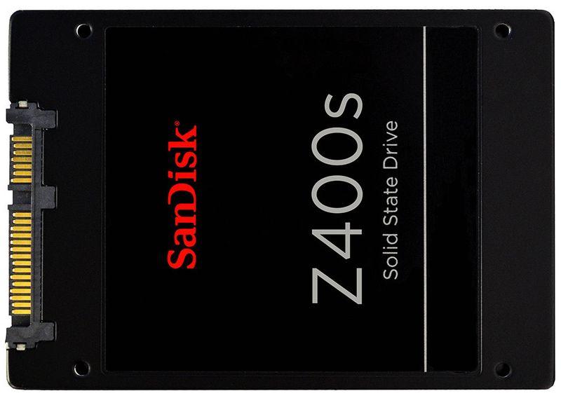 SanDisk Z400s SSD