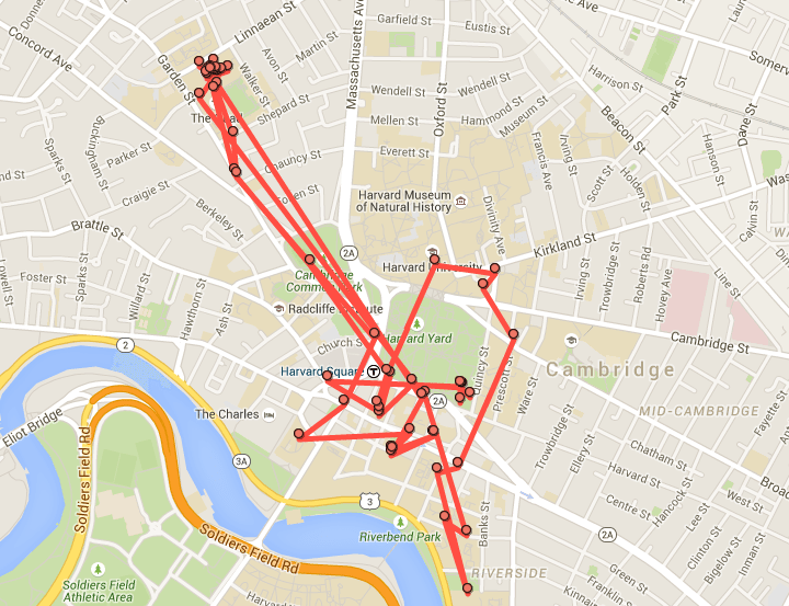 Track the Movements of Your Facebook Friends With This Creepy Chrome