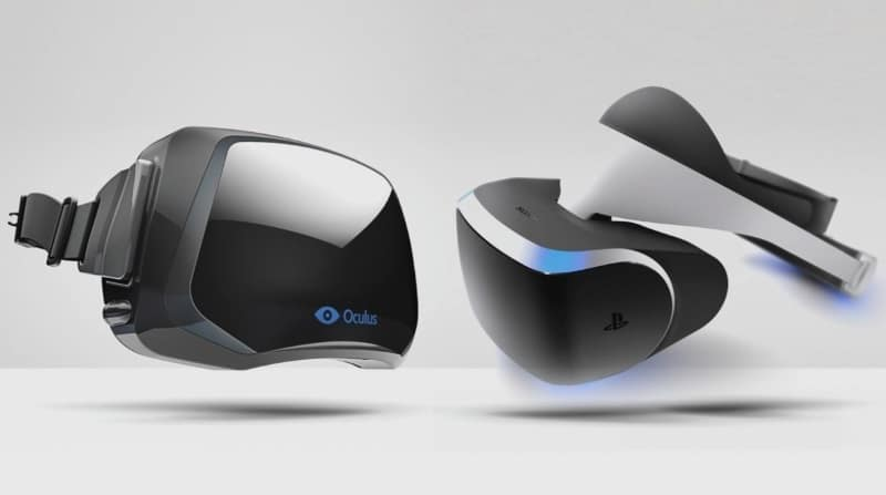 oculus vs ps vr