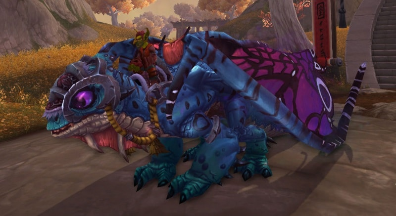 wow dragon mount