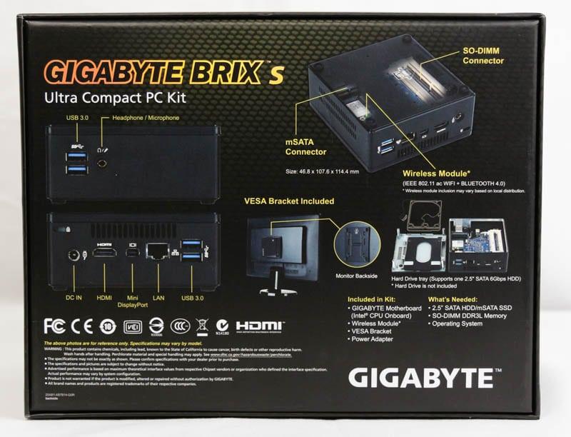 BRIX - GB-BXi5H-5200-7