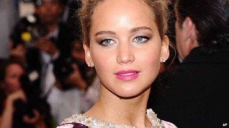 Jennifer Lawrence hack