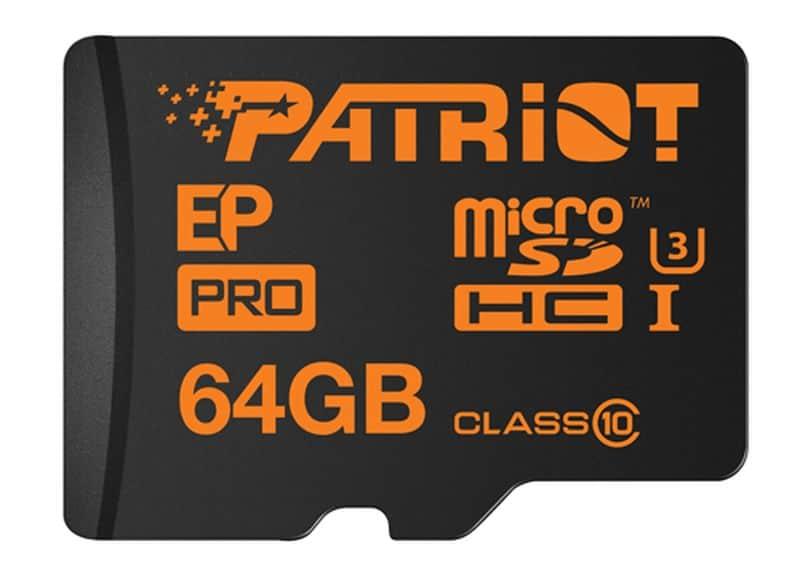 Patriot EP Pro microSD