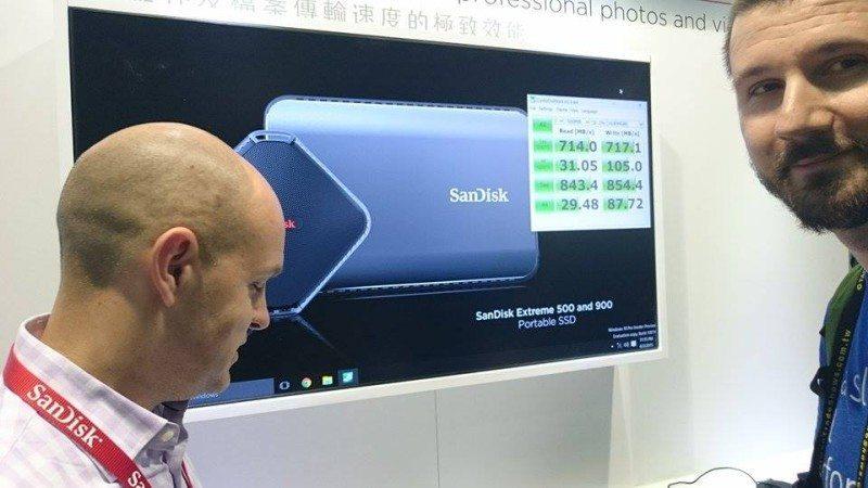 SanDisk Computex 12