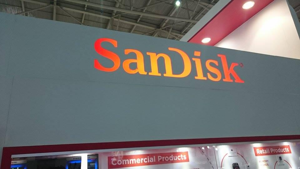 SanDisk Computex 25