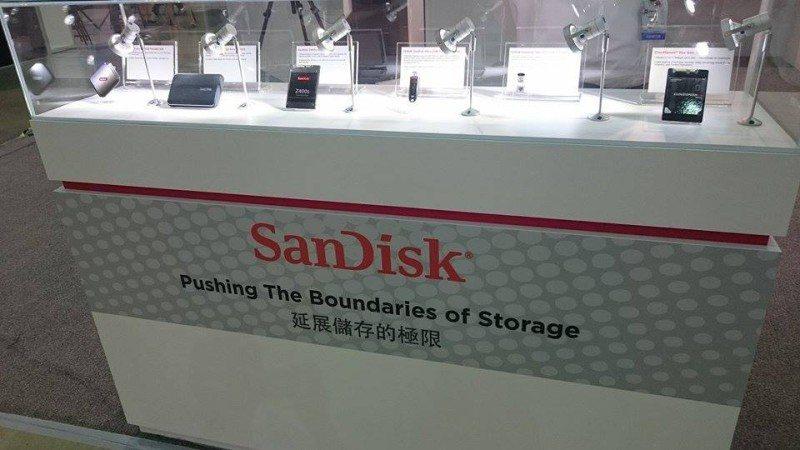 SanDisk Computex 8