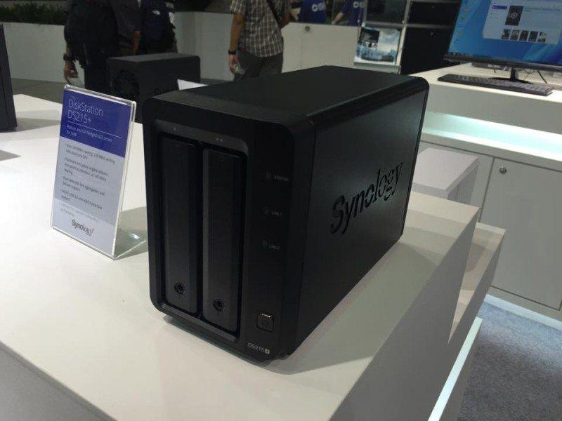 Synology NAS Computex 14