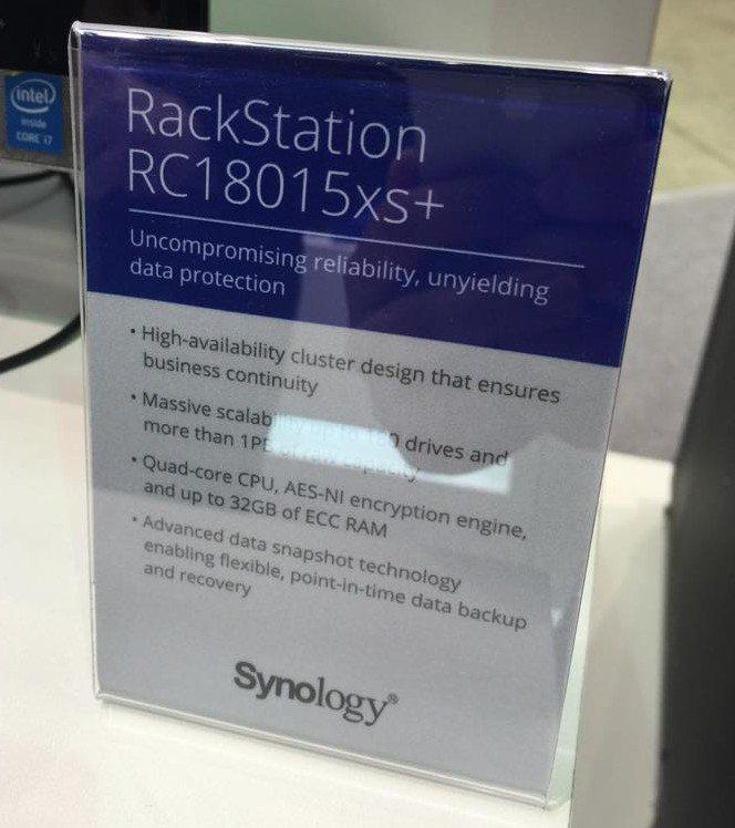 Synology Rack 31