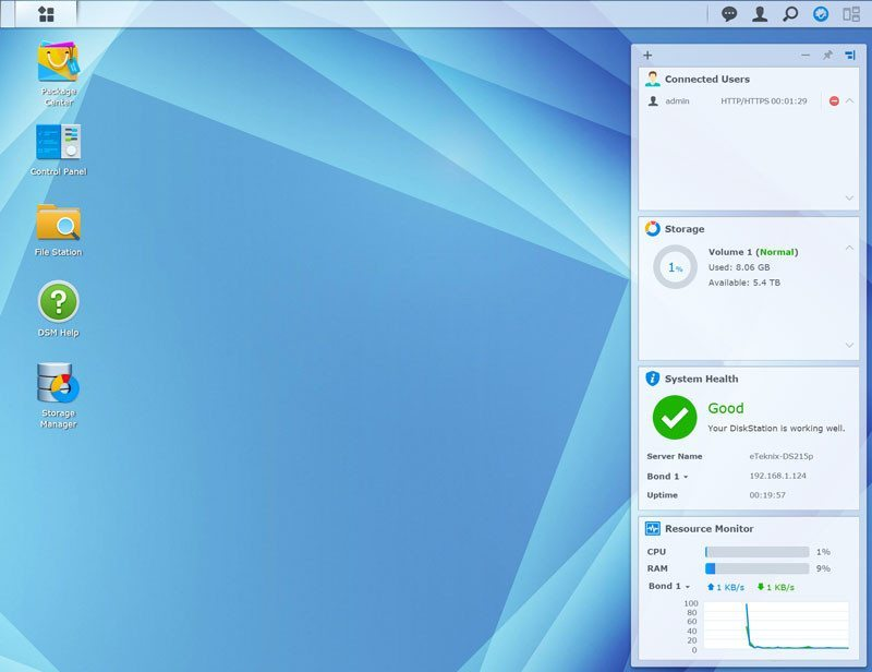 Synology_DS215p-SS-dashboard