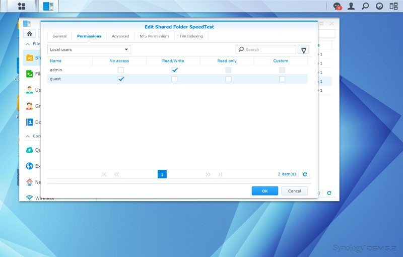 Synology_DS215p-SSshare-create-2