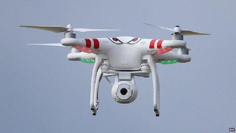 drone china cheating