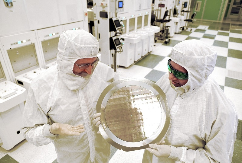 TSMC Expects 7nm Mass Production by Early 2018