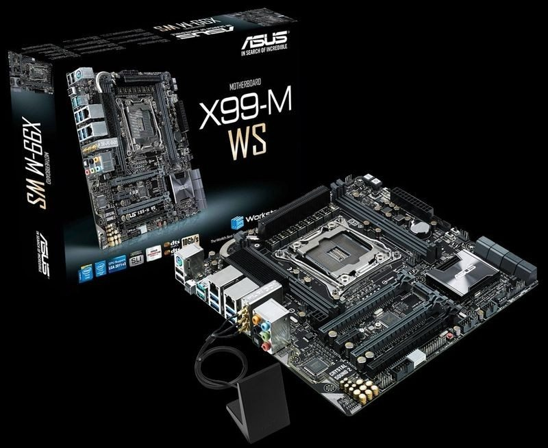 ASUS X99M-WS 4