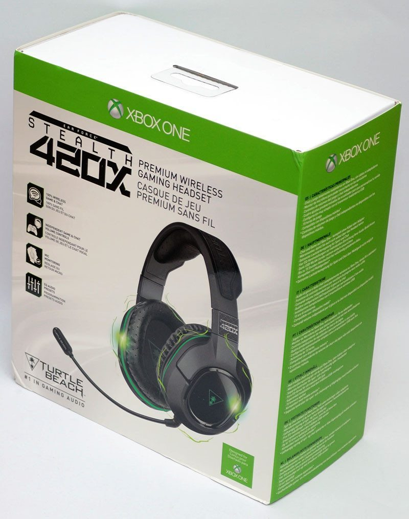 Turtle Beach Stealth 420X Xbox One Gaming Headset Review