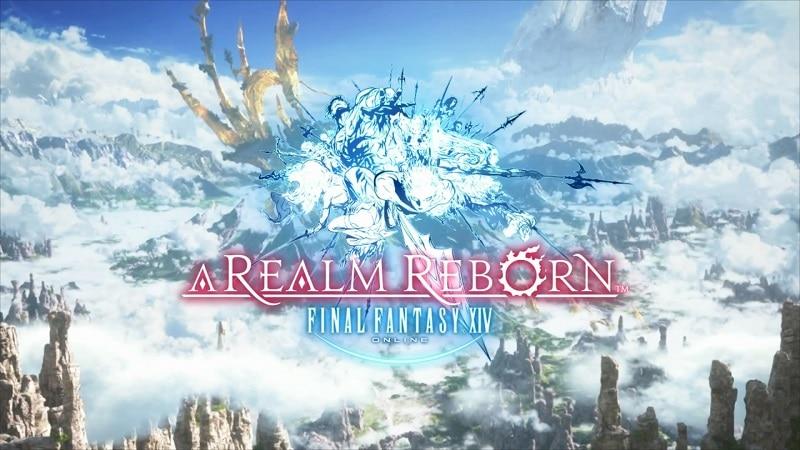 Final Fantasy XIV A Realm Reborn Suqare Enix