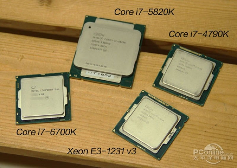 Intel Skylake i7 6700K Engineering Sample ES