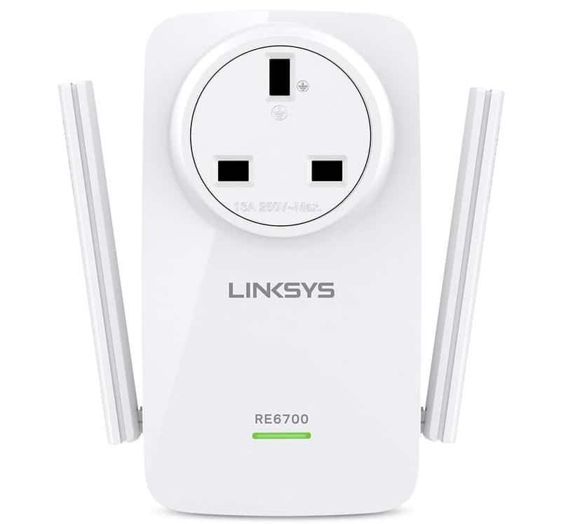 Linksys RE6700 1