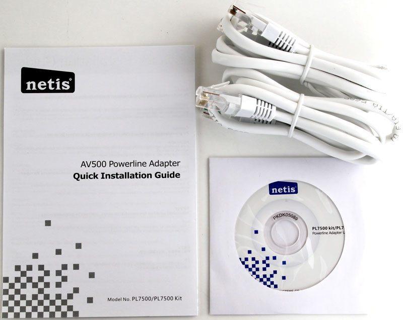 Netis_PL7500_Kit-Photo-accessoires