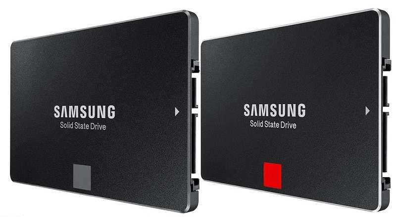 Samsung 2TB 850 PRO 850 EVO SSD