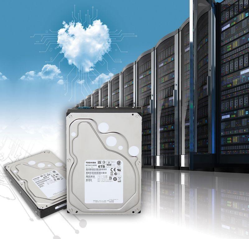 Toshiba 6TB Cloud 1
