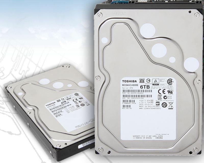 Toshiba 6TB Cloud 2