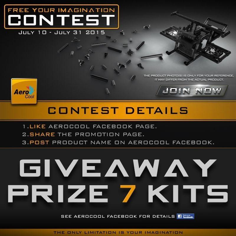 aerocool contest