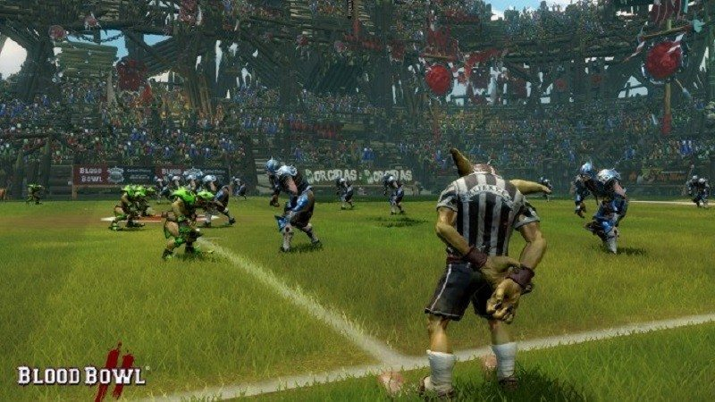 blood bowl two trailer