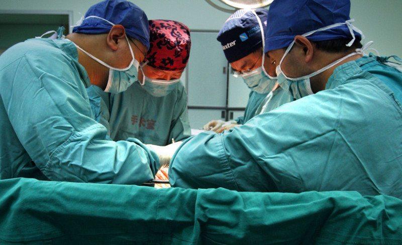 chinese operation