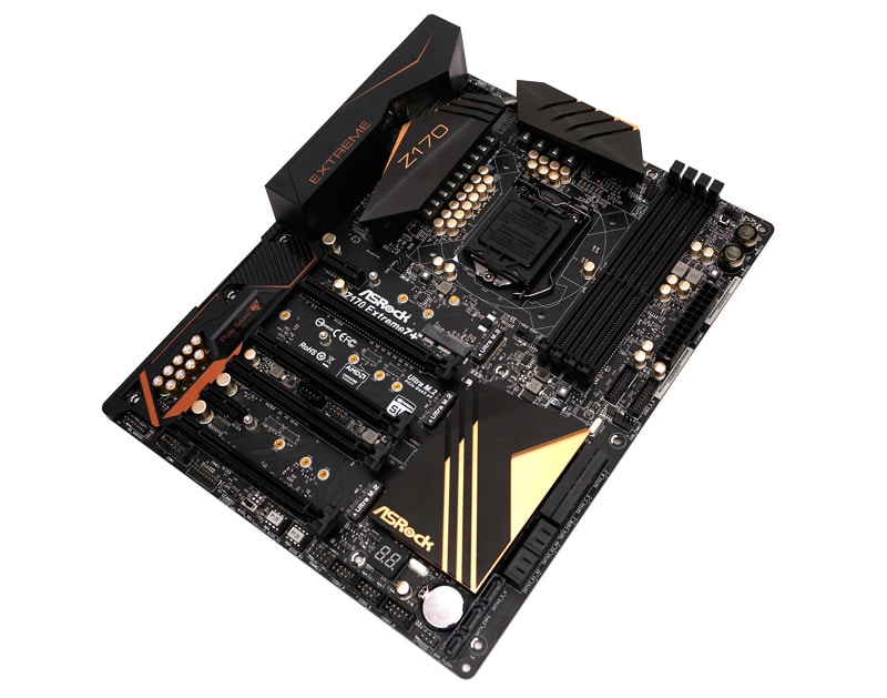 asrock z170 extreme 7 lga 1151 motherboard review eteknix introduction specifications and packaging