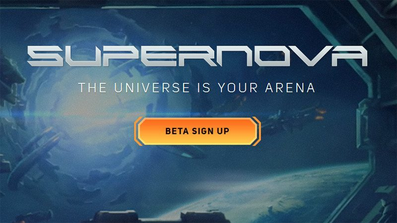 supernova-moba