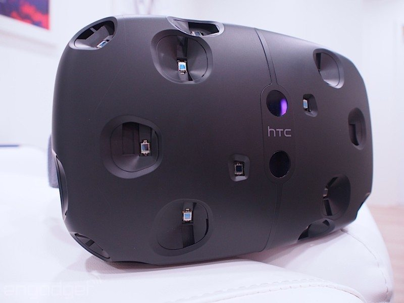 HTC VIVE Headset VR
