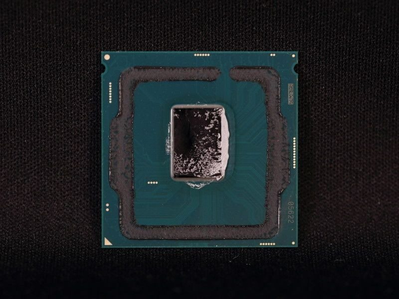 Intel Skylake 6700K delid 1
