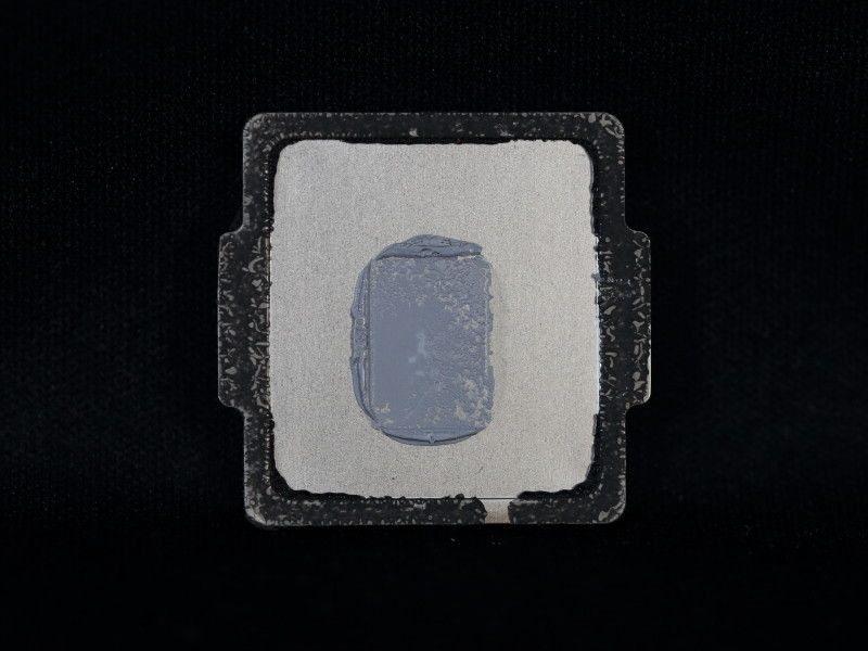 Intel Skylake 6700K delid 2