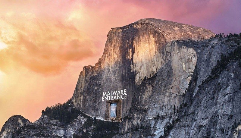 OSX Yosemite vulnerable