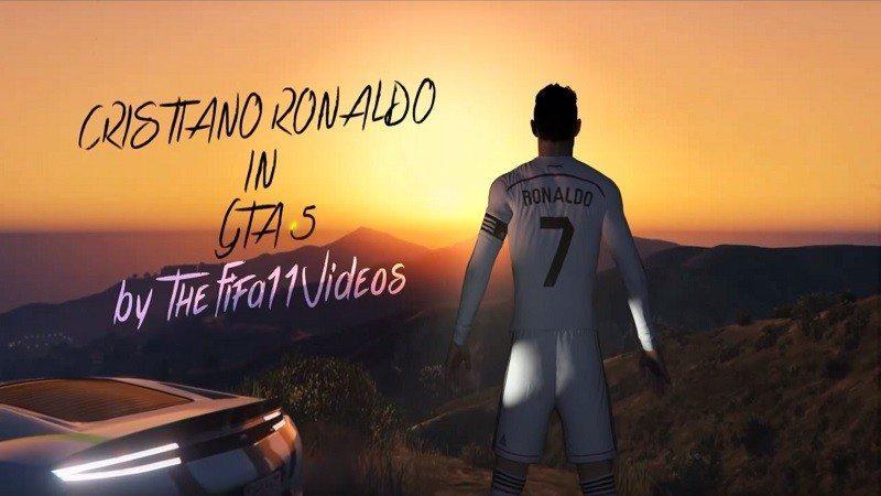 Ronaldo GTA V