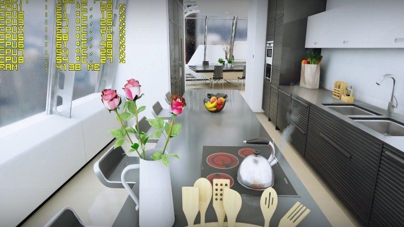 Download This Gorgeous Unreal Engine 4 Apartment Demo | eTeknix