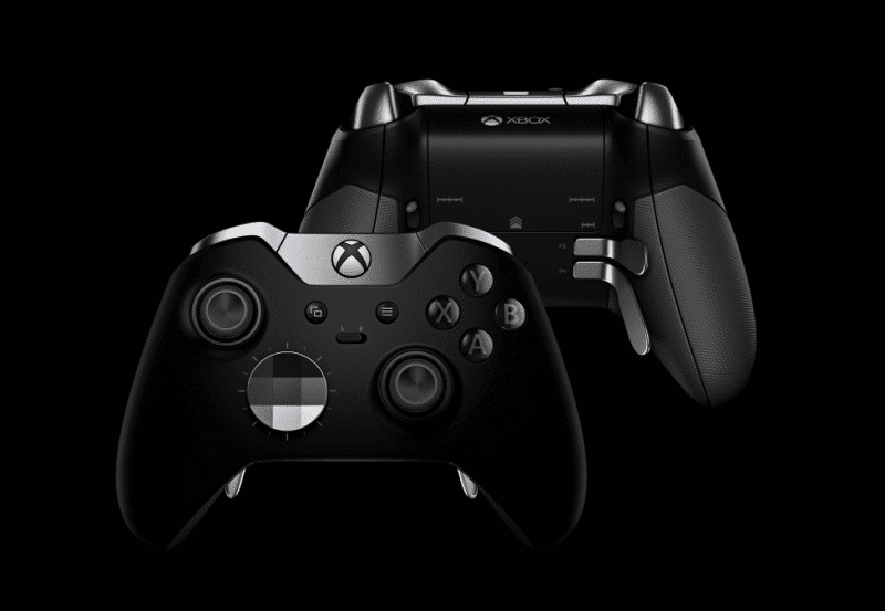Xbox One Elite Bundle controller