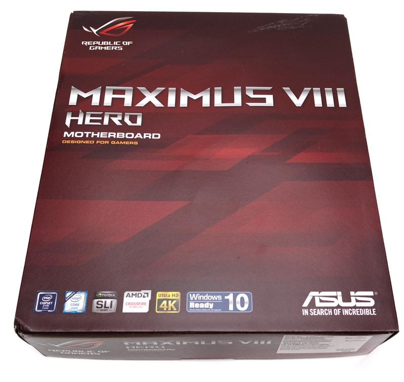 Asus Z170 Maximus Viii Hero  Lga 1151  Motherboard Review