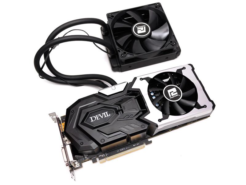 PowerColor 'DEVIL' R9 390X 8GB Graphics Card Review | eTeknix