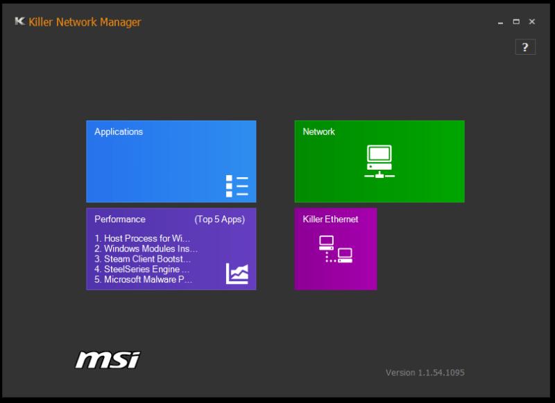 amd ошибка приложения msi