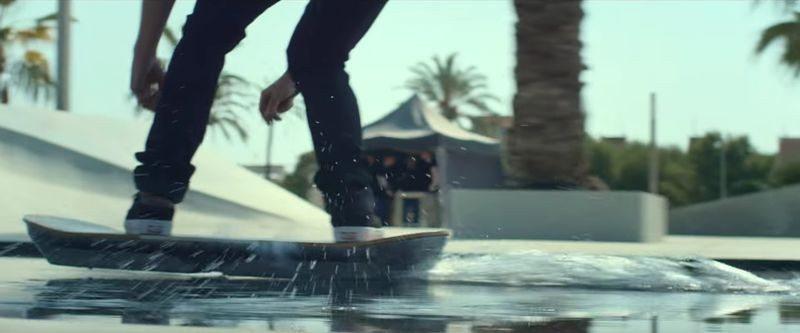 lexus hoverboard 1