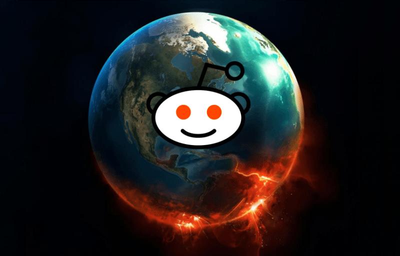 reddit globe