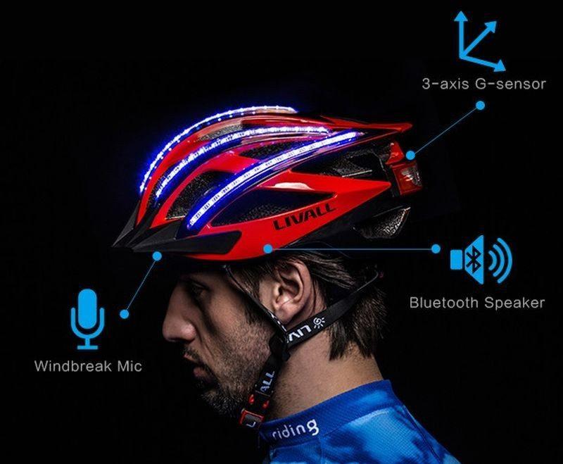 smart helmet 5