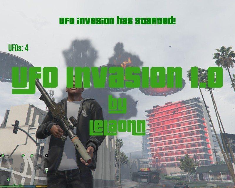 02ecb7-UFO Invasion