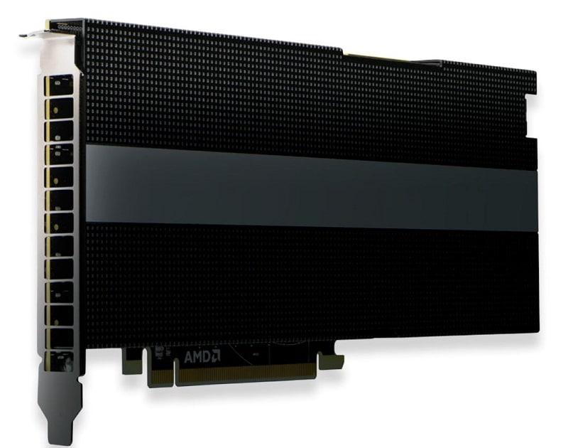 AMD Multiuser GPU