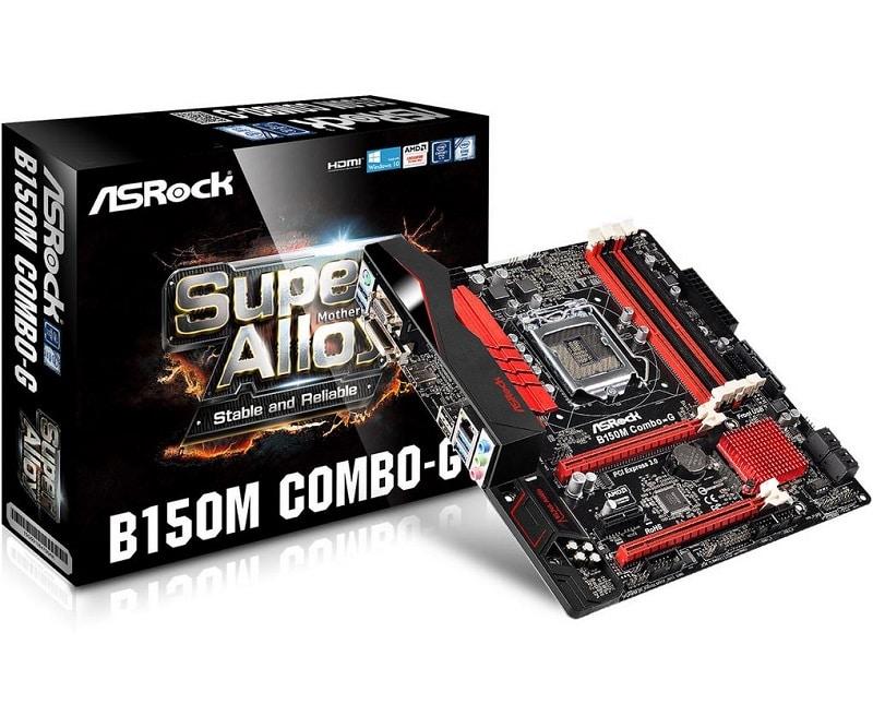 ASRock B150M Combo-G 1