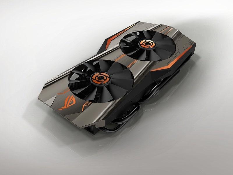 ASUS ROG Matrix GTX 980Ti Platinum 2
