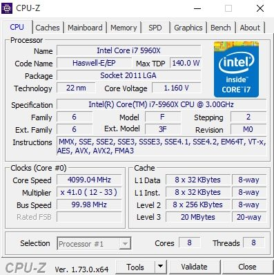 Boston John CPU-Z