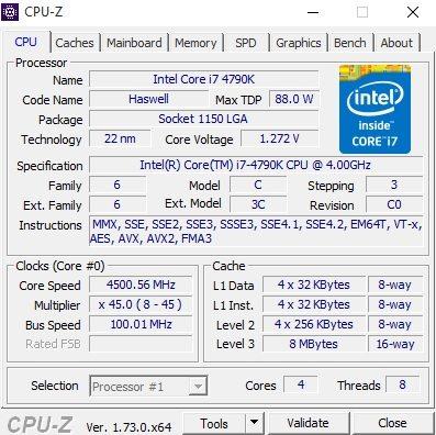 CPU-Z Overclockers JW1